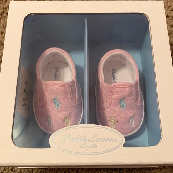 Ralph Lauren Shoes | Layette Newborn